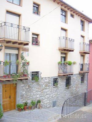 TURISMO VERDE HUESCA. Casa Sallán Laspuña